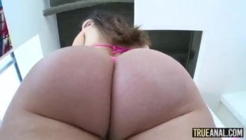 Sultry young brunette sucks a mean cock